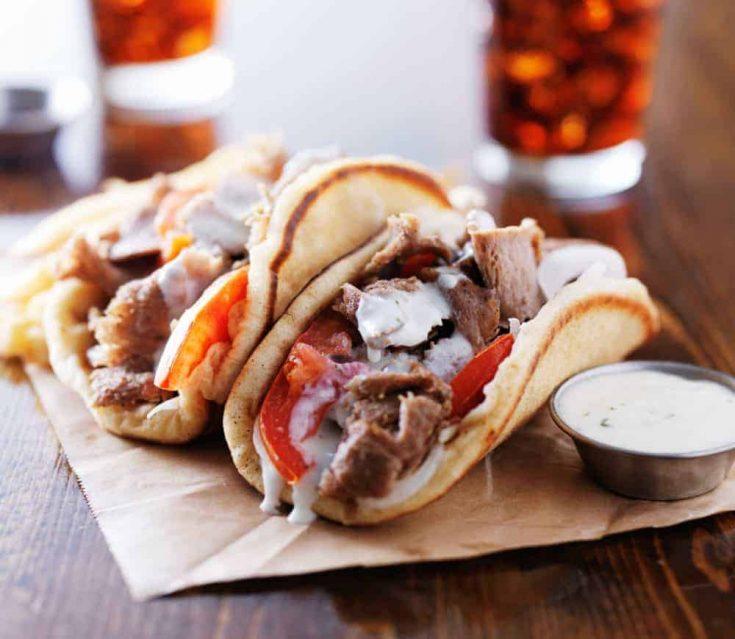 Lamb Gyro Greek Meatballs Project Stepmom
