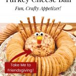 Turkey Cheese Ball Appetizer PIN