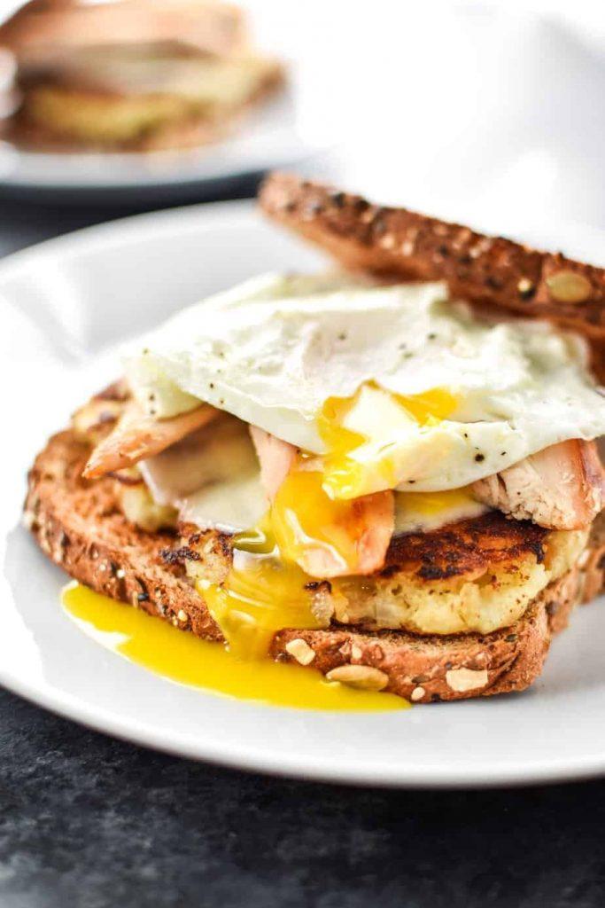 Leftover Turkey Breakfast Sandwich Project Stepmom