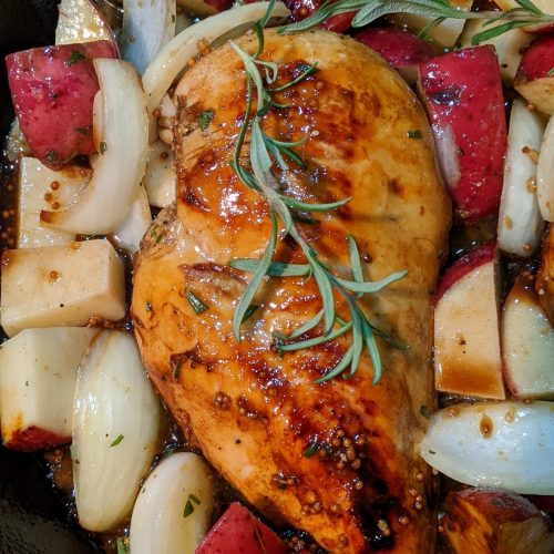 Balsamic Chicken Breasts
