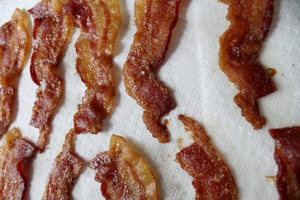 Crispy Baked Bacon Recipe