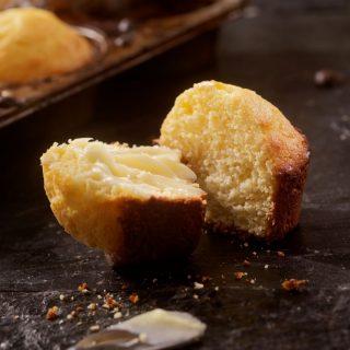 Featured Image - Cornbread muffins