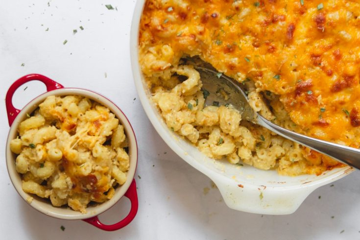 Best Baked Mac and Cheese Recipe