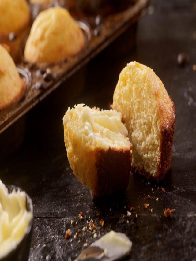 Classic Corn Muffins Recipe